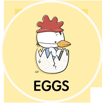 Egg Quiz Chinese
