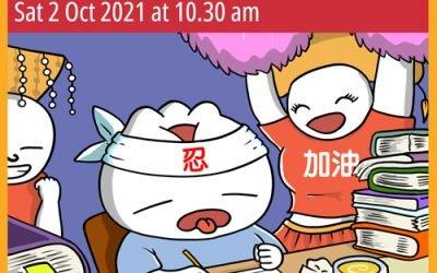 De-Stress Doodle Date 20211002